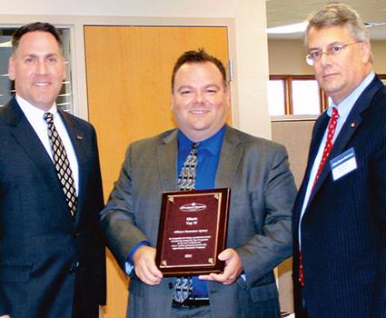 owen insurance award